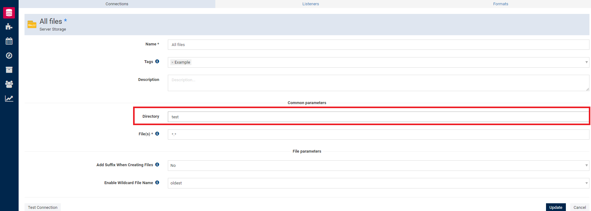 Copy, move, rename, delete, zip, and unzip files – Etlworks Support